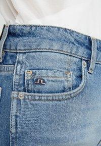 J.LINDEBERG - STUDY DEVOUT - Slim fit jeans - light blue - 5