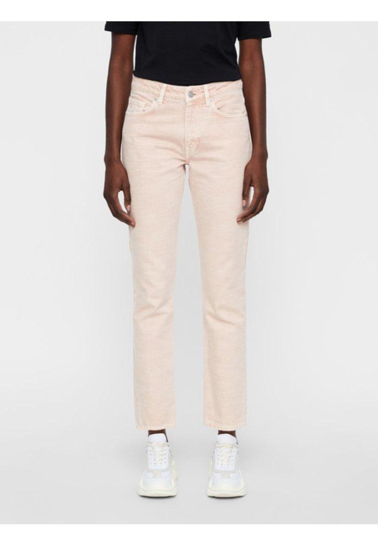 J.LINDEBERG - THELMA GRASP - Slim fit jeans - summer beige