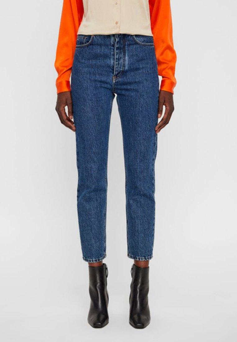 J.LINDEBERG - Straight leg jeans - mid blue