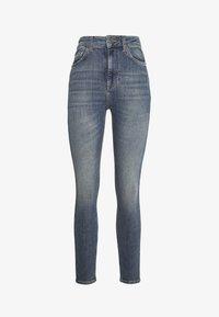 J.LINDEBERG - UMA ACTIVE - Jeans Skinny Fit - light blue - 4