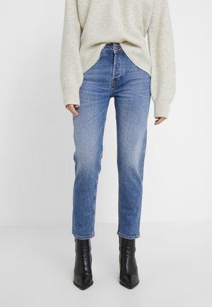 STUDY - Straight leg jeans - light blue