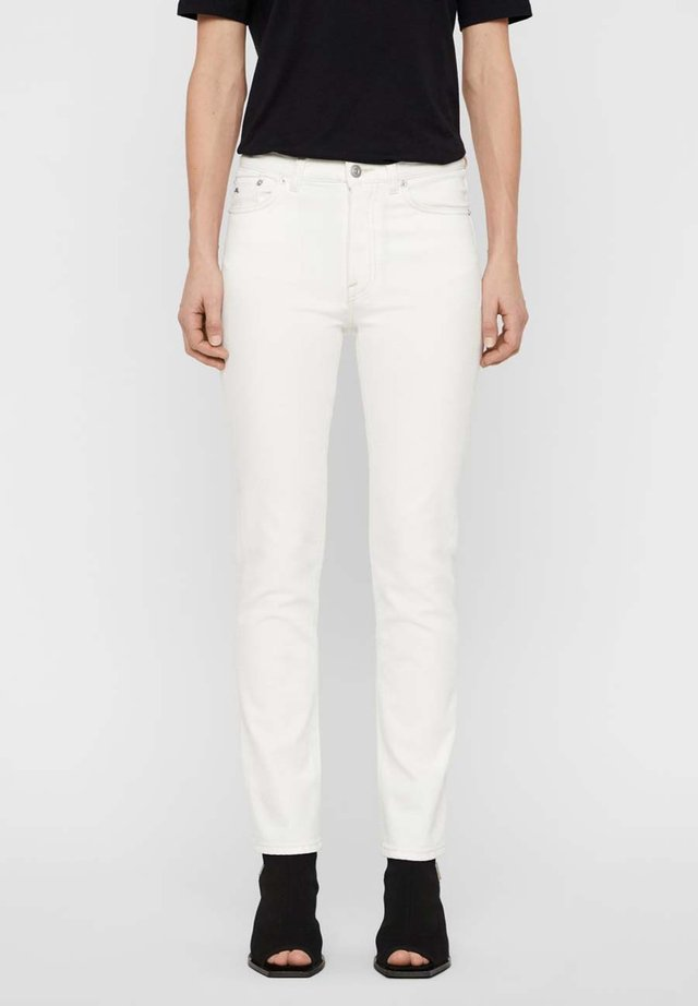 JEANS RODE SHELL - Jeansy Bootcut - cannoli cream