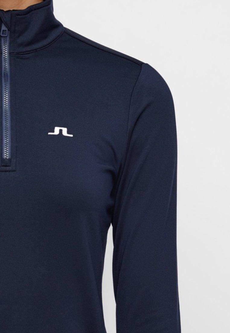 J lindeberg MidlayerSweatshirt Quarter Navy Kimball Zip 0wXN8nkOPZ