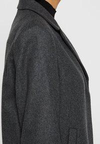 J.LINDEBERG - ANNIE - Halflange jas - grey melange - 5