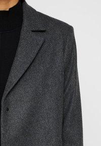 J.LINDEBERG - ANNIE - Halflange jas - grey melange - 4