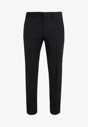 PAULIE TUX - Pantaloni eleganti - black