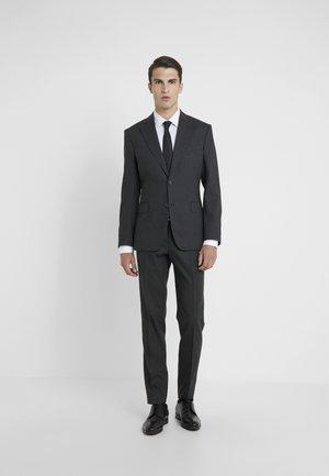 DONNIE SOFT IMPACT - Dress - dark grey melange