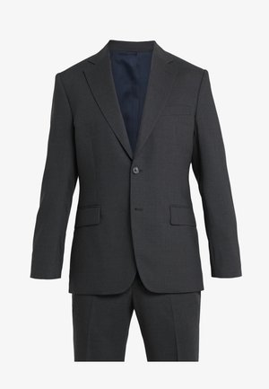 DONNIE SOFT IMPACT - Suit - dark grey melange