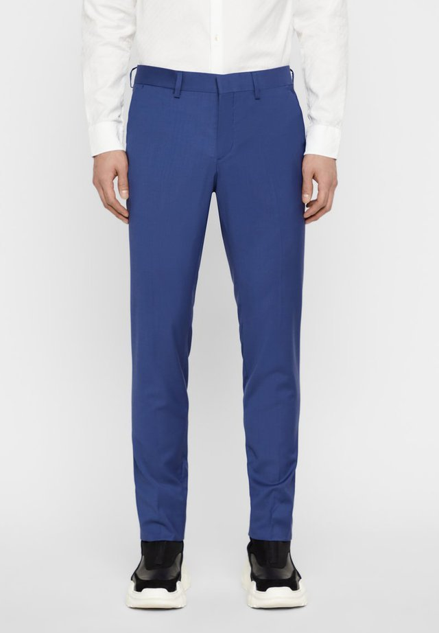 PAULIE  - Jakkesæt bukser - yale blue