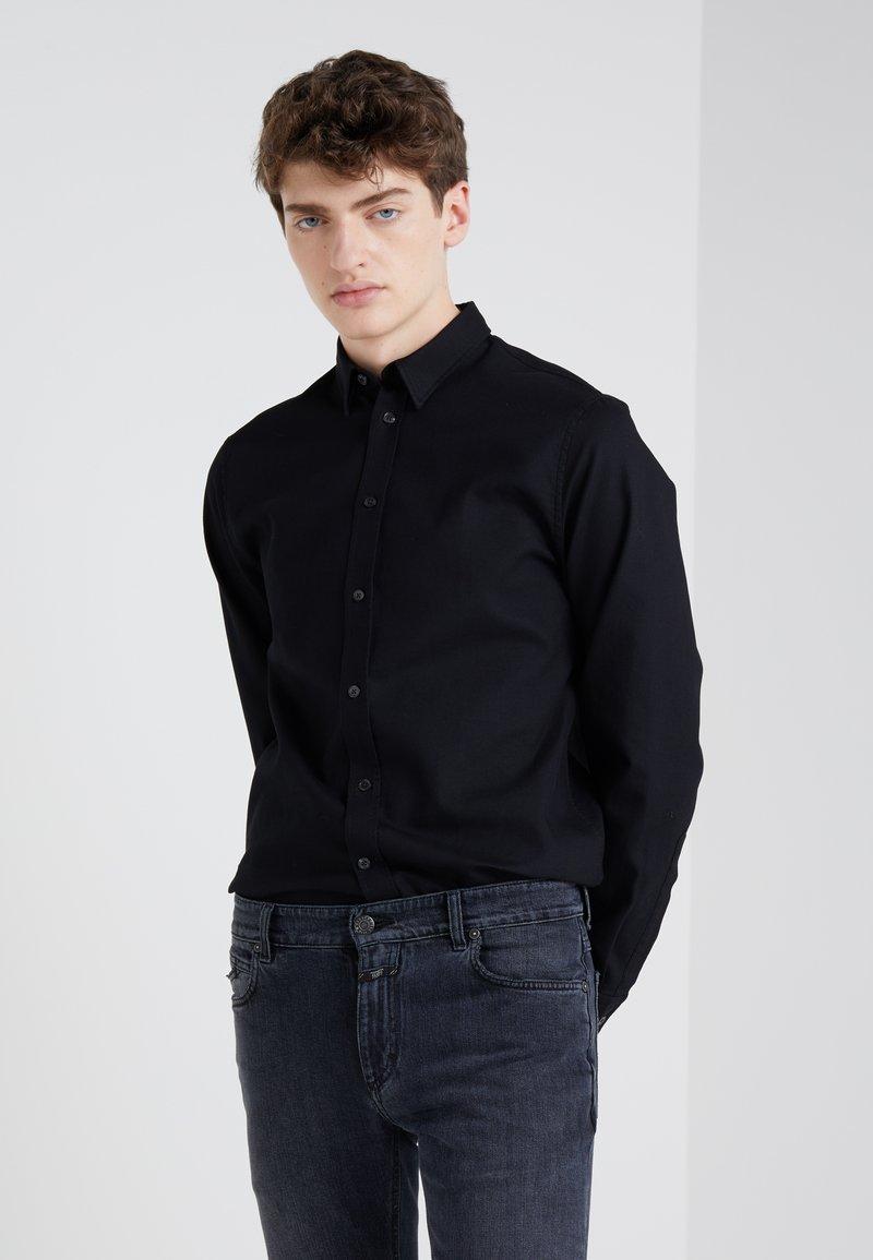 J.LINDEBERG - DANIEL REFINED  - Camisa - black