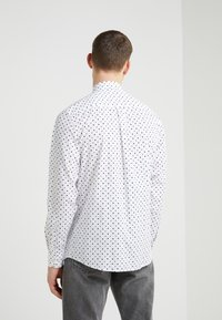 J.LINDEBERG - DAVID  - Camisa - white/black - 2