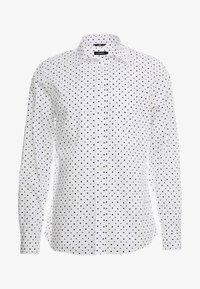J.LINDEBERG - DAVID  - Camisa - white/black - 4