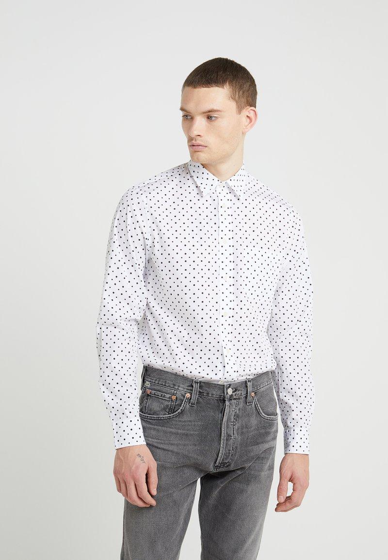 J.LINDEBERG - DAVID  - Camisa - white/black