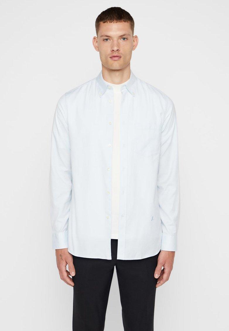J.LINDEBERG - DANIEL STRETCH OXFORD - Shirt - light blue