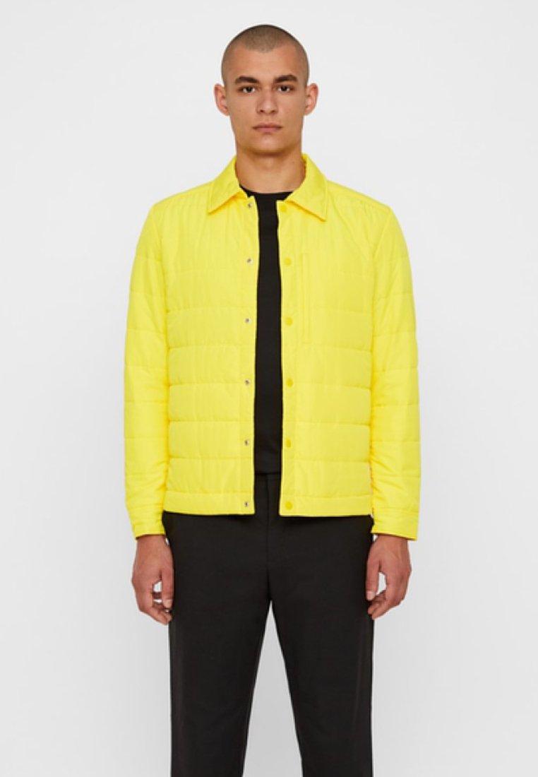 J.LINDEBERG - DOLPH GRAVITY  - Light jacket - sun yellow