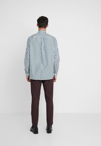 J.LINDEBERG - DANIEL POP STRIPE - Shirt - fountain - 2
