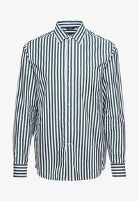 J.LINDEBERG - DANIEL POP STRIPE - Shirt - fountain - 4