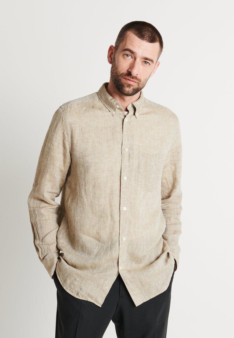 J.LINDEBERG - DANIEL  - Shirt - covert green