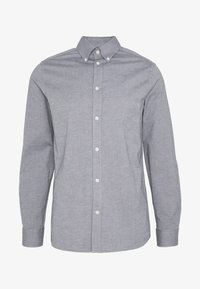 J.LINDEBERG - DANIEL BD-STRETCH OXFORD - Shirt - navy
