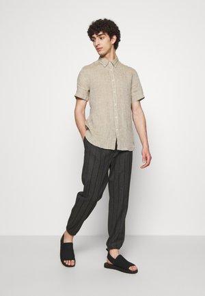 DANIEL - Shirt - beige melange