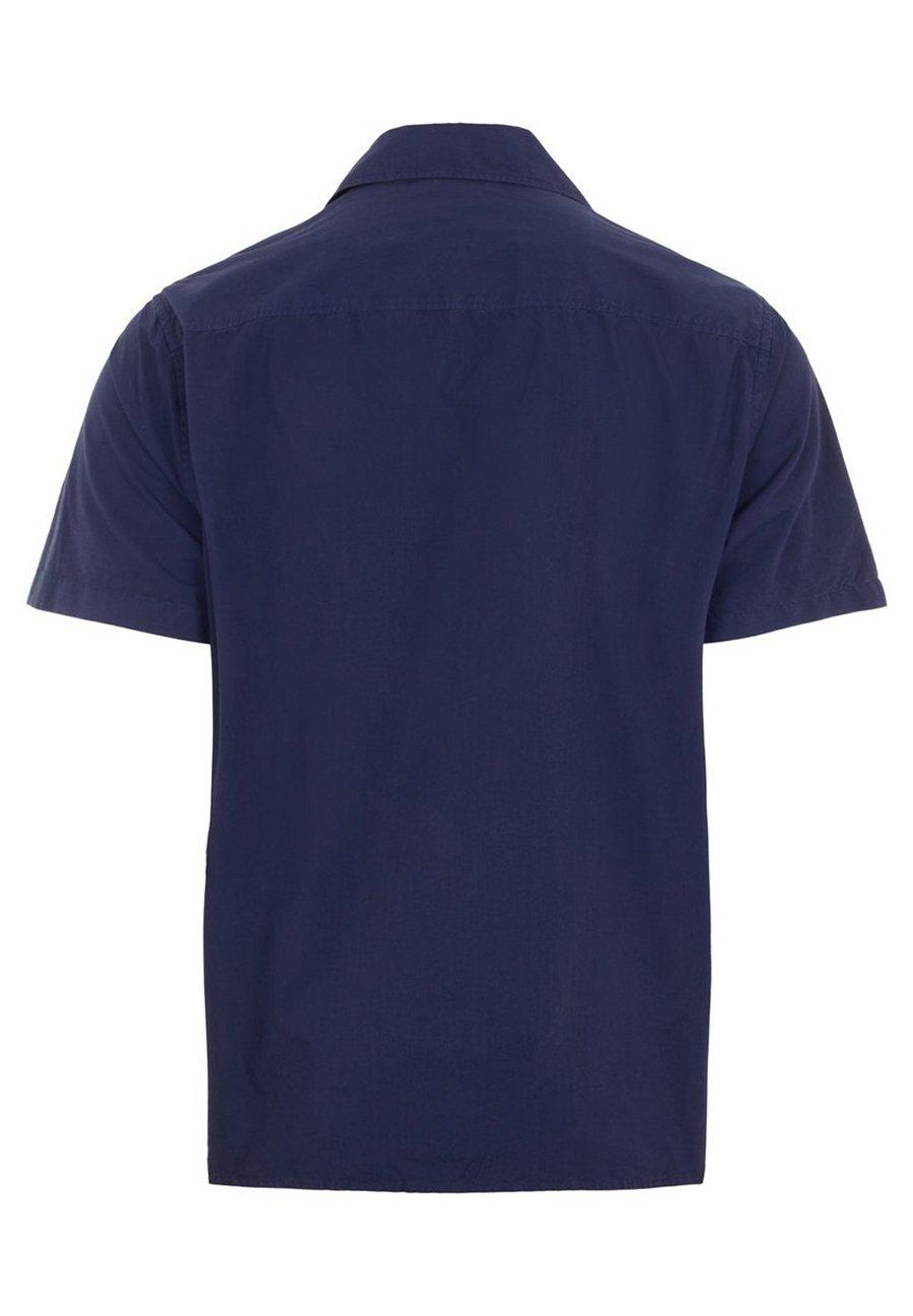 J.LINDEBERG DAVID POPLIN - Koszula - mid blue