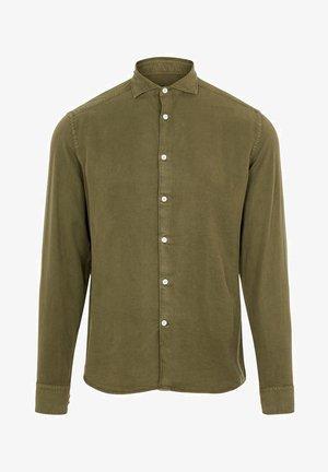 FREDRIK  - Shirt - ivy green