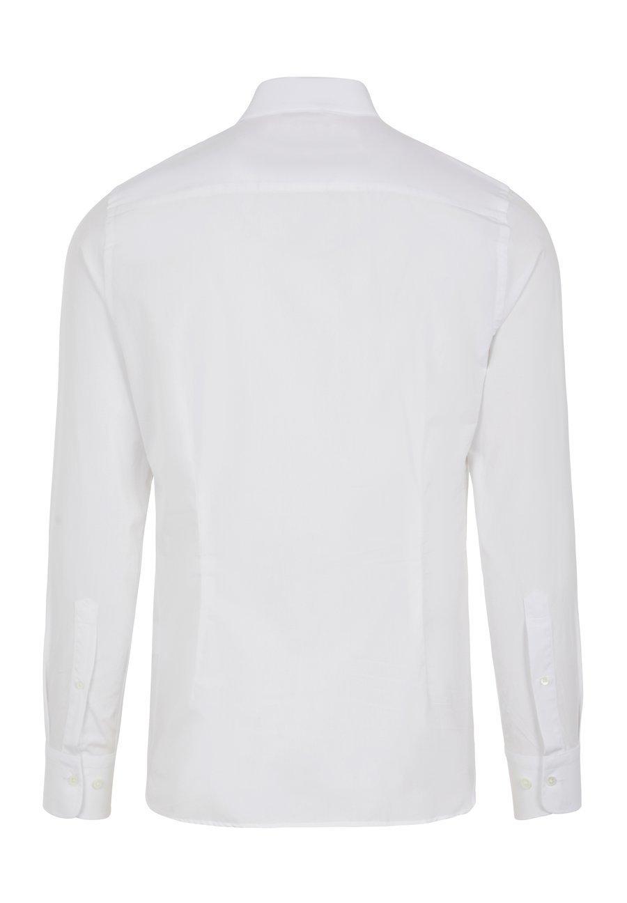 J.lindeberg Hemd Dan Cotton - Kostymskjorta White