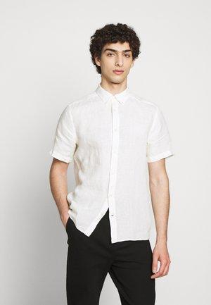 FREDRIK CLEAN  - Skjorter - cloud white