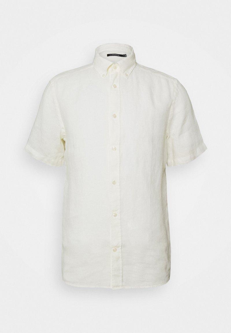 J.LINDEBERG FREDRIK CLEAN - Skjorte - cloud white