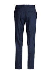 J.LINDEBERG - ELOF - Suit trousers - jl navy - 1