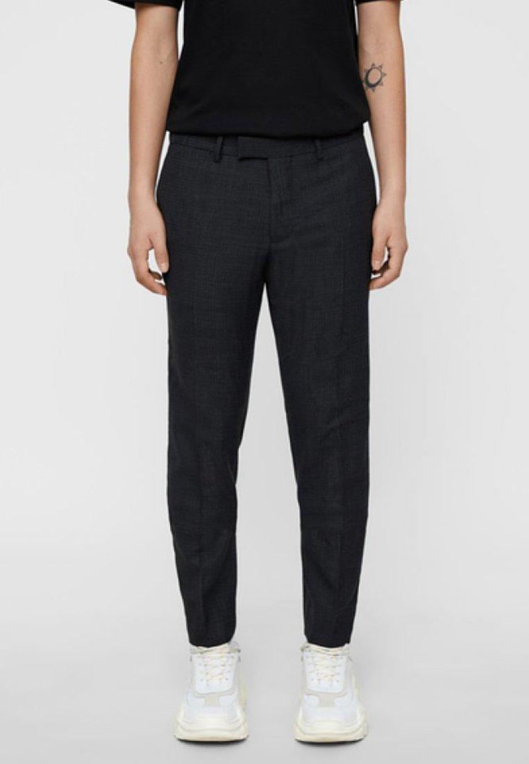 J.LINDEBERG - Trousers - dark grey