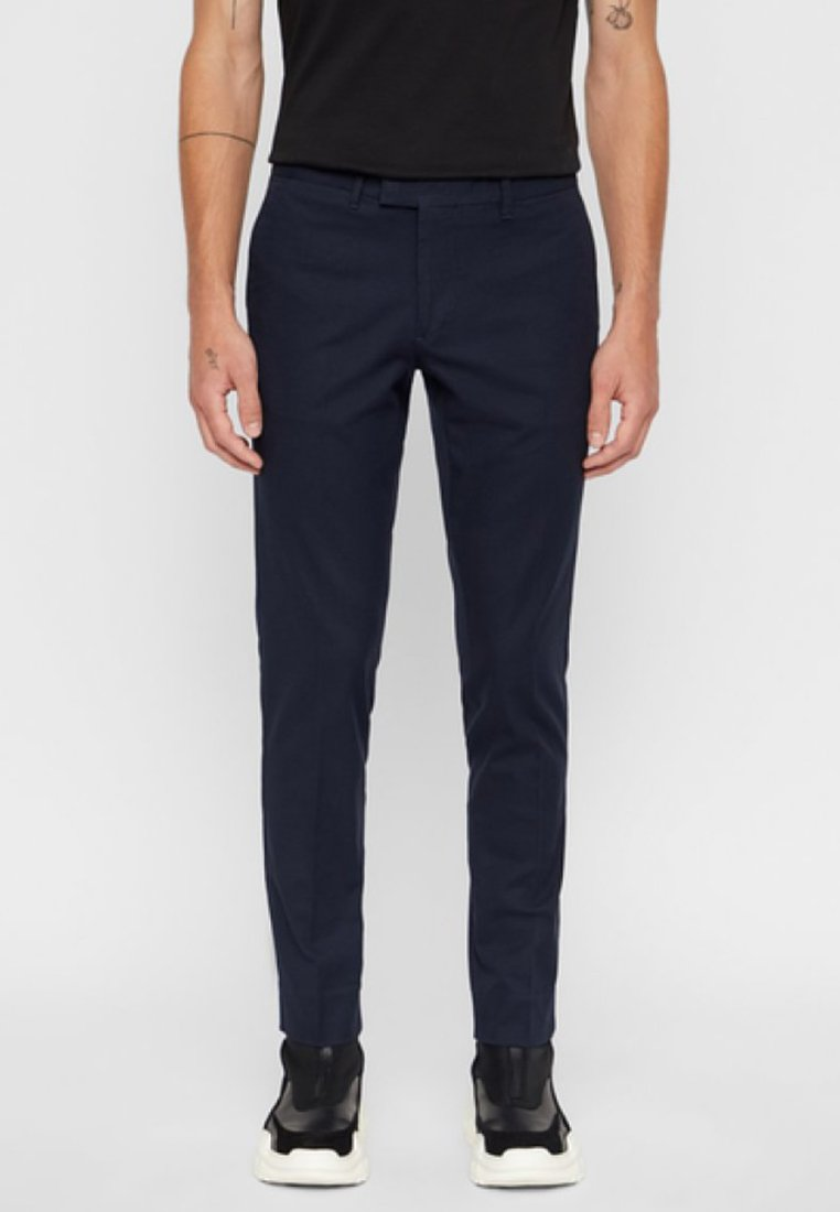 J.LINDEBERG - GRANT  - Trousers - navy