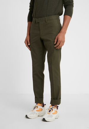 GRANT  - Trousers - forest green