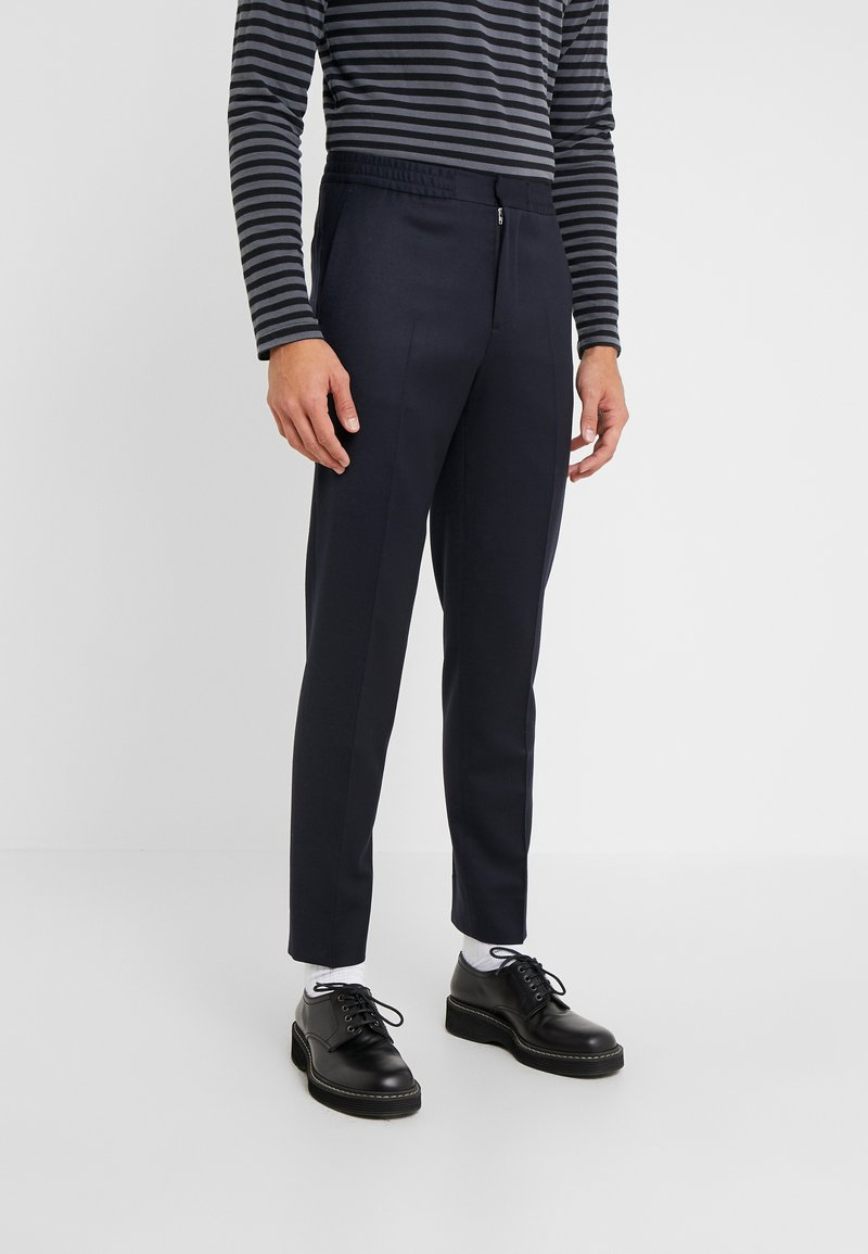 J.LINDEBERG - Suit trousers - navy