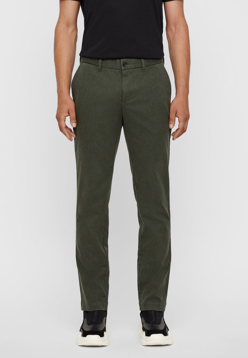 J.LINDEBERG - CHAZE - Chinos - forest green
