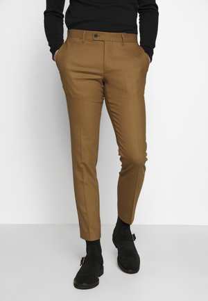 GRANT FRAME - Pantalones chinos - antique bronze