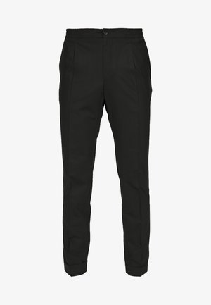 SASHA EVO TRAVEL - Trousers - black
