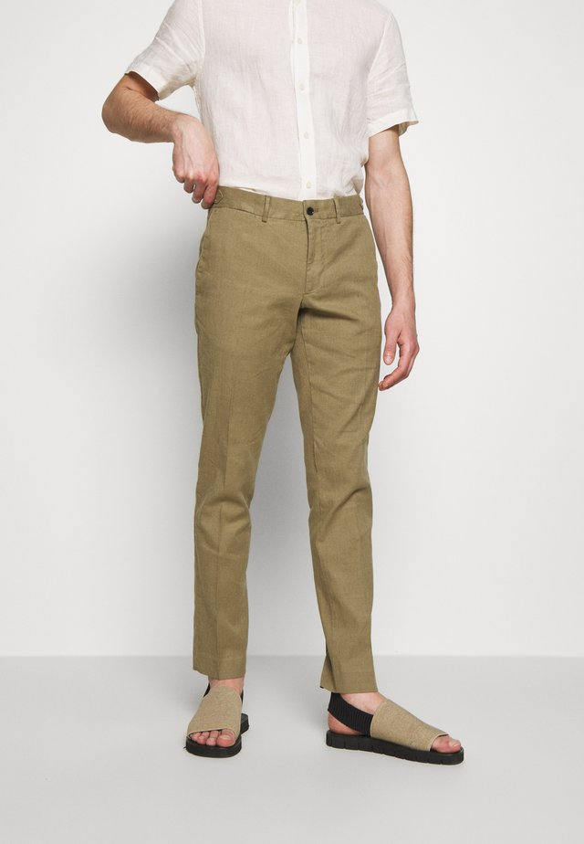 GRANT - Chinos - covert green
