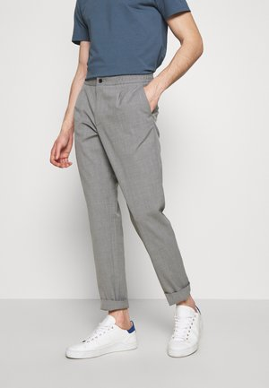 SASHA EVO TANGLED - Chinos - stone grey