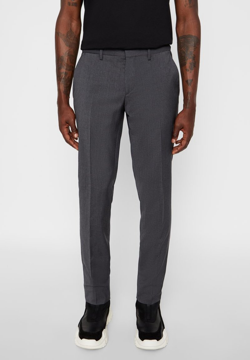 J.LINDEBERG - Suit trousers - anthracite
