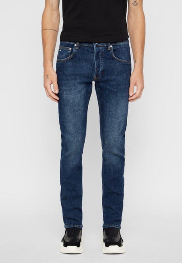 J.LINDEBERG - CEDAR - Straight leg jeans - mid blue