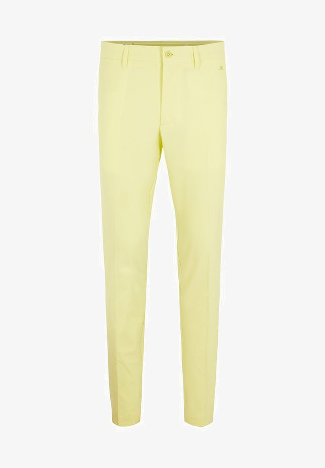 ELLOTT - Chinos - still yellow