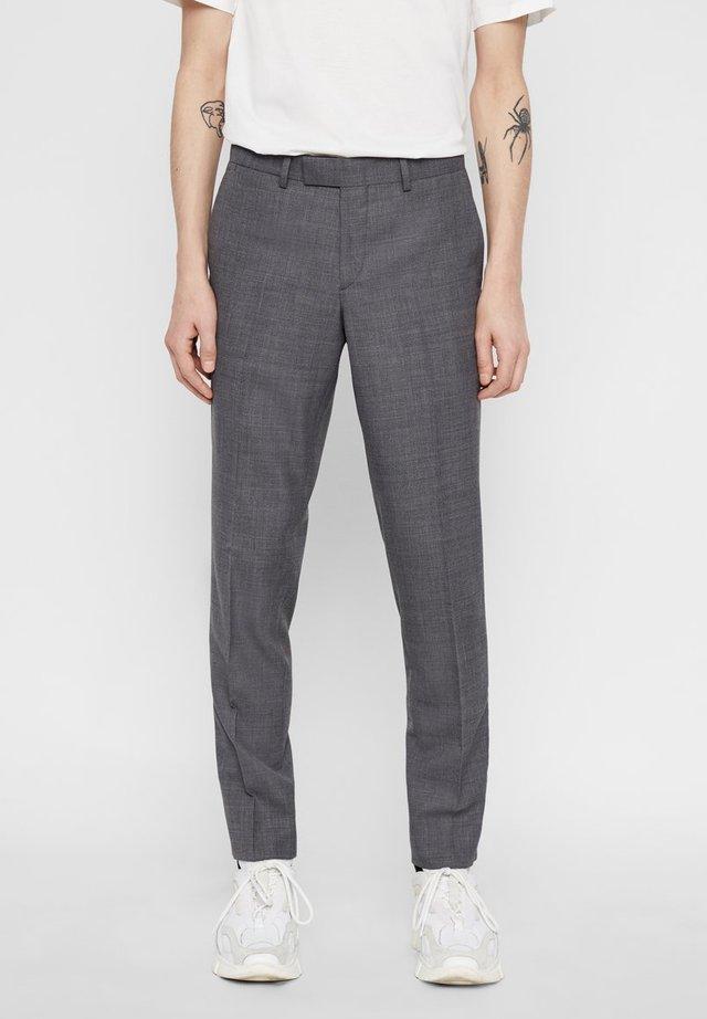 Jakkesæt bukser - stone grey