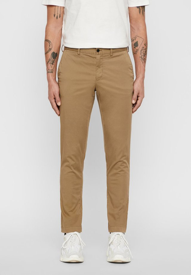 Chinos - covert green