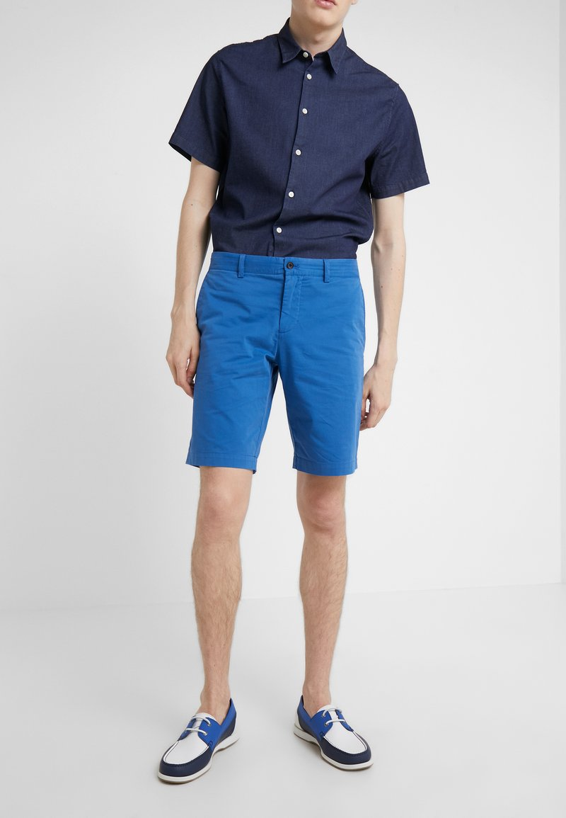 J.LINDEBERG - NATHAN - Shorts - work blue