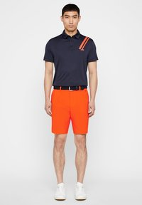 J.LINDEBERG - ELOY - Sports shorts - tomato red - 1