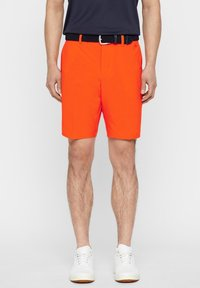 J.LINDEBERG - ELOY - Sports shorts - tomato red - 0