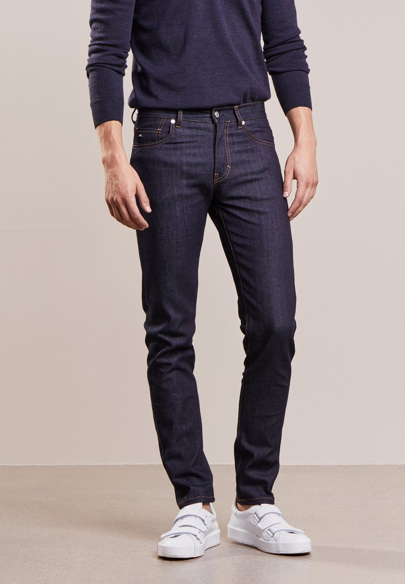 J.LINDEBERG - JAY - Slim fit jeans - dark blue