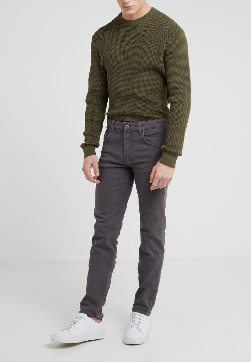 J.LINDEBERG - JAY SOLID STRETCH - Slim fit jeans - dark grey