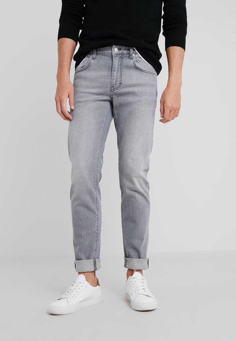 J.LINDEBERG - JAY NYDON - Slim fit jeans - light grey